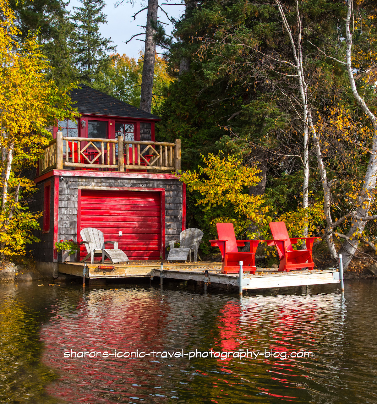Fall in LakePlacid